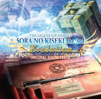 THE LEGEND OF HEROES SORA NO KISEKI THE 3RD Evolution ORIGINAL SOUND TRACK, The. Front. Click to zoom.