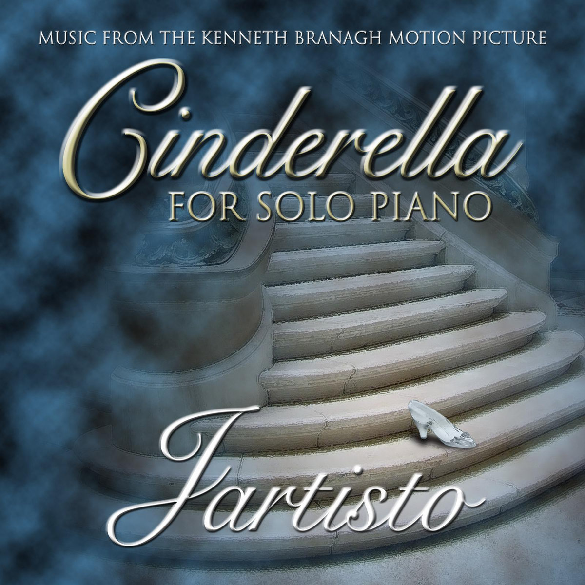 Cinderella: Music From The Motion Picture For Solo Piano