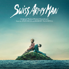 Swiss Army Man Original Motion Picture Soundtrack. Передняя обложка. Click to zoom.