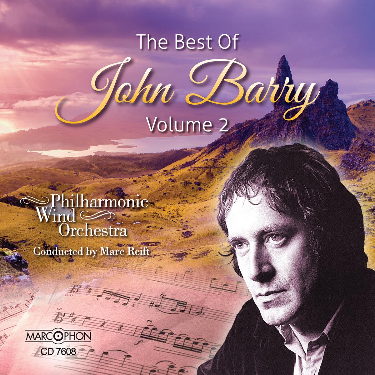 The Best Of John Barry, Volume 2