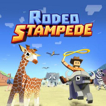 Rodeo Stampede Soundtrack. Front. Click to zoom.
