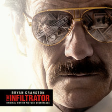 Infiltrator Original Motion Picture Soundtrack, The. Передняя обложка. Click to zoom.
