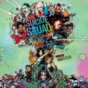 Suicide Squad Original Motion Picture Score. Лицевая сторона . Click to zoom.