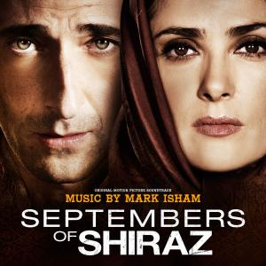 Septembers of Shiraz Original Motion Picture Soundtrack. Лицевая сторона. Click to zoom.