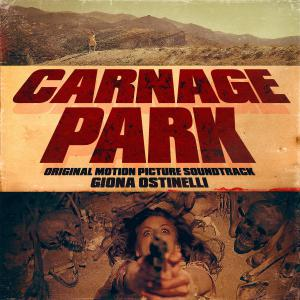 Carnage Park Original Motion Picture Soundtrack. Лицевая сторона . Click to zoom.