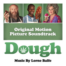 Dough Original Motion Picture Soundtrack. Передняя обложка. Click to zoom.
