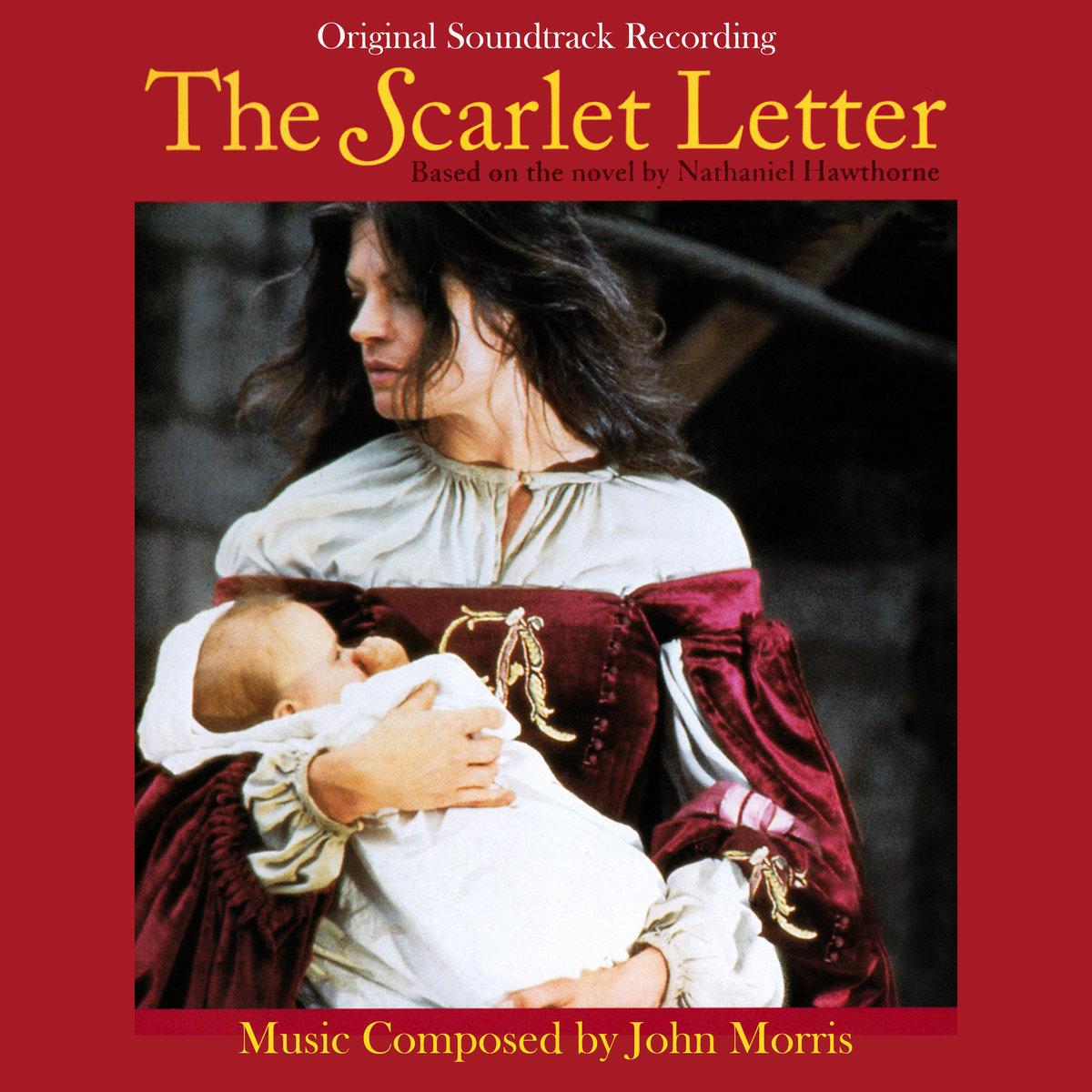Scarlet Letter Cover: The Scarlet Letter Original Soundtrack Recording