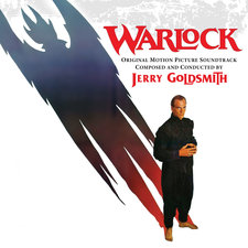 Warlock Original Motion Picture Soundtrack. Передняя обложка. Click to zoom.