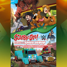 Scooby-Doo! and WWE: Curse of the Speed Demon Original Motion Picture Soundtrack. Передняя обложка. Click to zoom.