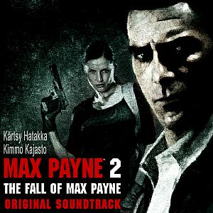 Max Payne 2: The Fall of Max Payne. Фанатская обложка. Click to zoom.