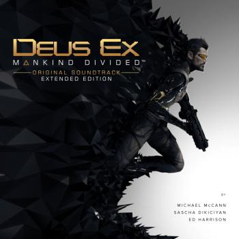 Deus Ex: Mankind Divided Original Soundtrack Extended Edition. Front. Click to zoom.