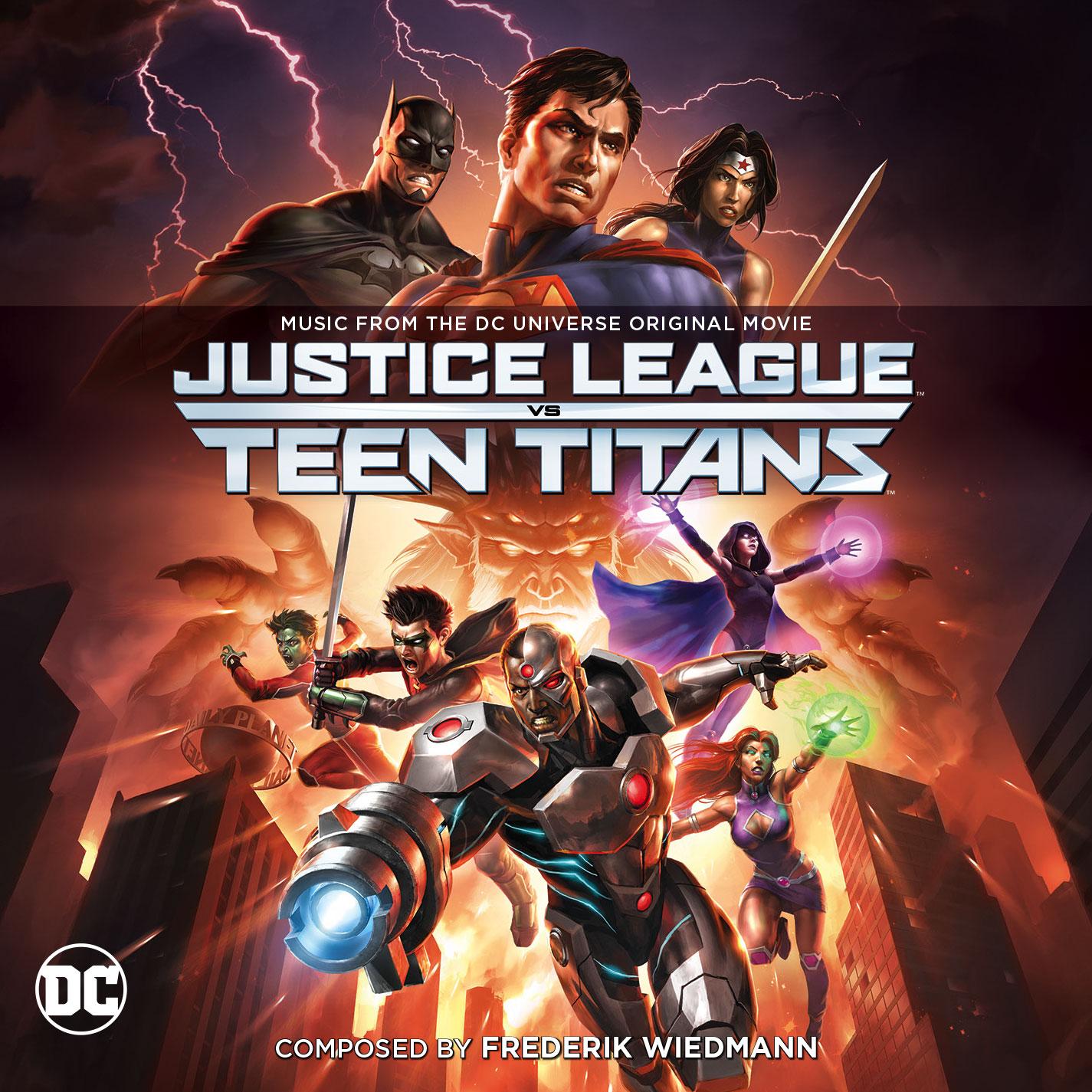 Teen Titans Ost 84