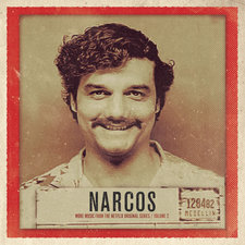 Narcos, Vol. 2 More Music from the Netflix Original Series. Передняя обложка. Click to zoom.