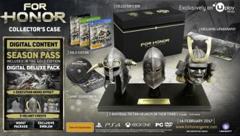 For Honor Game Soundtrack. Package. Click to zoom.
