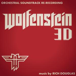 Wolfenstein 3D - Orchestral Soundtrack Re-Recording. Лицевая сторона . Click to zoom.
