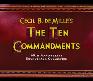 Ten Commandments 60th Anniversary Soundtrack Collection, The. РљРѕСЂРѕР±РєР°. Click to zoom.