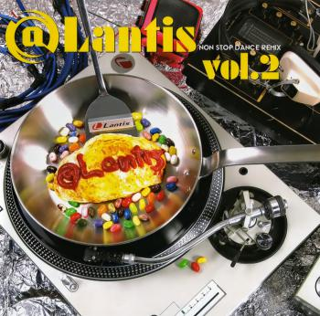 @Lantis NON STOP DANCE REMIX vol.2. Front. Click to zoom.