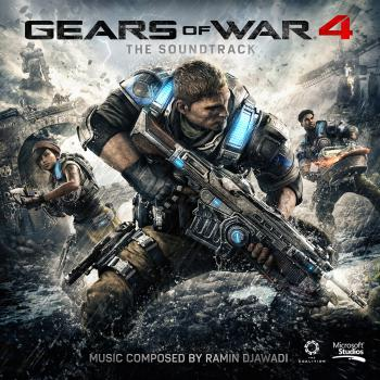 Gears of War 4 The Soundtrack. Front. Click to zoom.