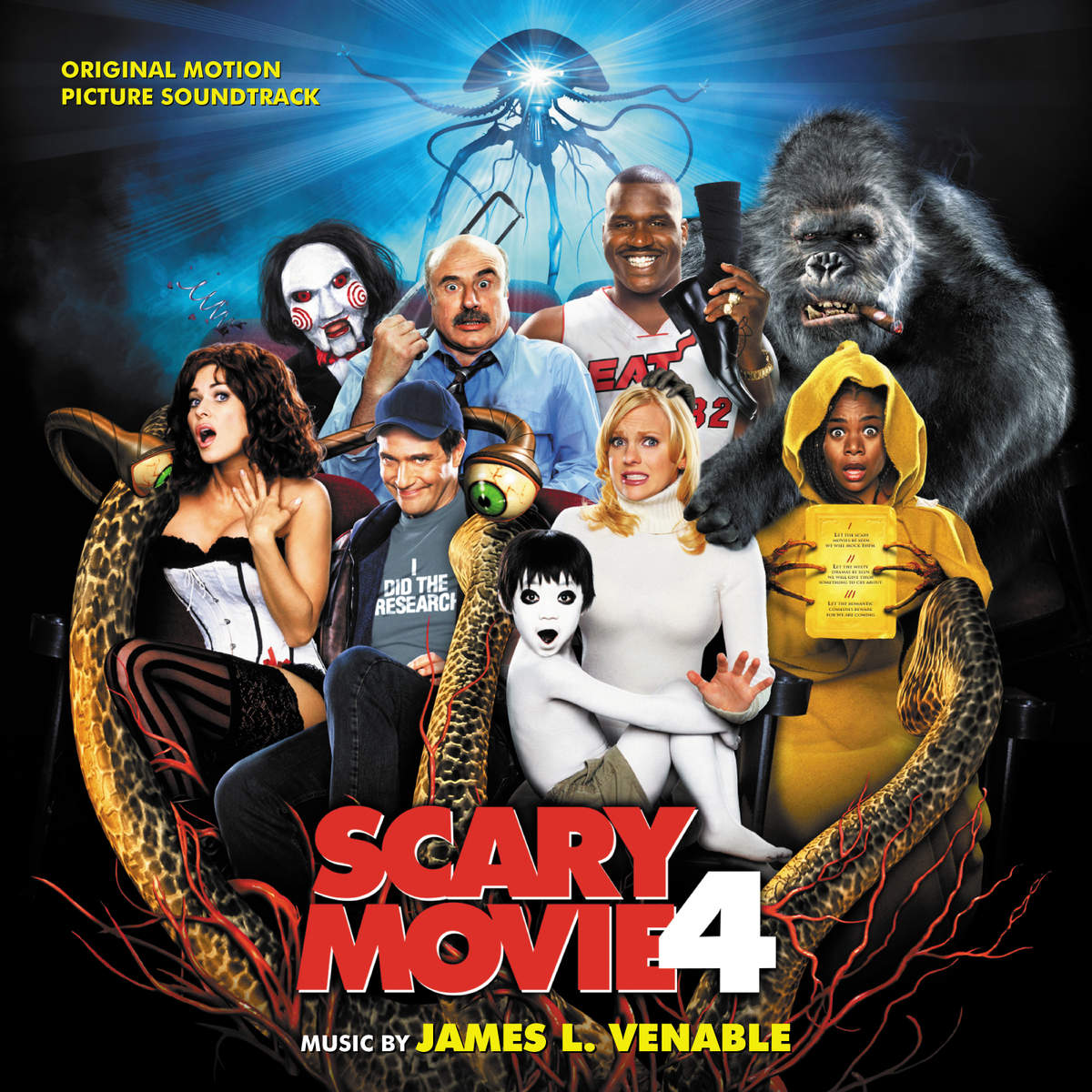 scary movie 4 original motion picture soundtrack