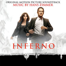 Inferno Original Motion Picture Soundtrack. Передняя обложка. Click to zoom.