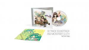 Atelier Shallie Plus: Alchemists of the Dusk Sea Original Soundtrack. Комплектация . Click to zoom.