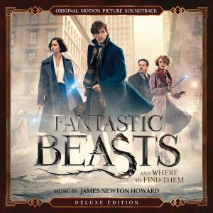 Fantastic Beasts and Where to Find Them Original Motion Picture Soundtrack Deluxe Edition. Лицевая сторона . Click to zoom.
