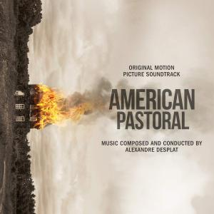 American Pastoral Original Motion Picture Soundtrack. Лицевая сторона. Click to zoom.