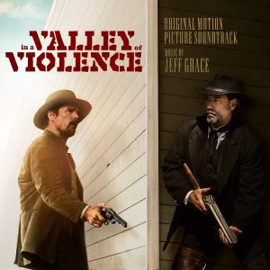 In a Valley of Violence Original Motion Picture Soundtrack. Лицевая сторона. Click to zoom.