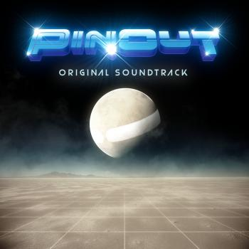 PinOut Original Soundtrack. Front. Click to zoom.