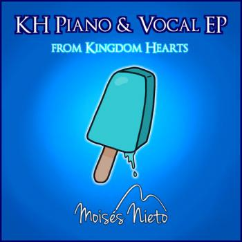 KH Piano & Vocal EP. Front. Click to zoom.