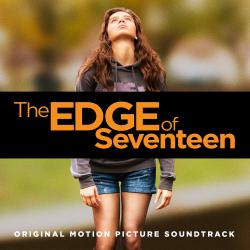 Edge of Seventeen Original Motion Picture Soundtrack, The. Передняя обложка. Click to zoom.