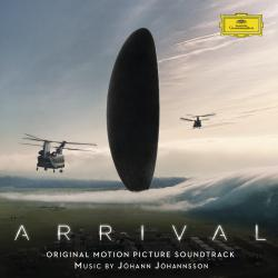 Arrival Original Motion Picture Soundtrack. Передняя обложка. Click to zoom.