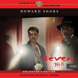 Seven Complete Original Score Collector's Edition. Передняя обложка. Click to zoom.