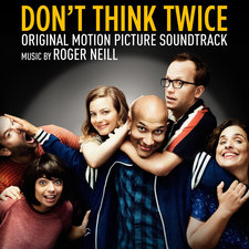 Don't Think Twice Original Motion Picture Soundtrack. Передняя обложка. Click to zoom.