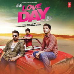 Love Day - Pyaar Kaa Din Original Motion Picture Soundtrack. Передняя обложка. Click to zoom.