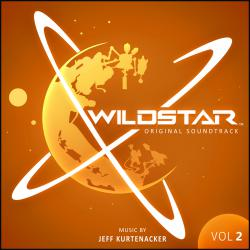 WildStar, Vol. 2 Original Soundtrack. Передняя обложка. Click to zoom.