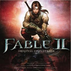 Fable II Original Soundtrack. Передняя обложка. Click to zoom.