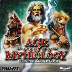 Age of Mythology: Original Soundtrack. Передняя обложка. Click to zoom.
