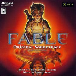 Fable Original Soundtrack from the Xbox Video Game. Передняя обложка. Click to zoom.
