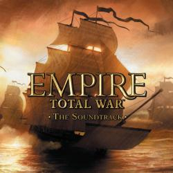 Empire Total War Soundtrack from the Video Game. Передняя обложка. Click to zoom.