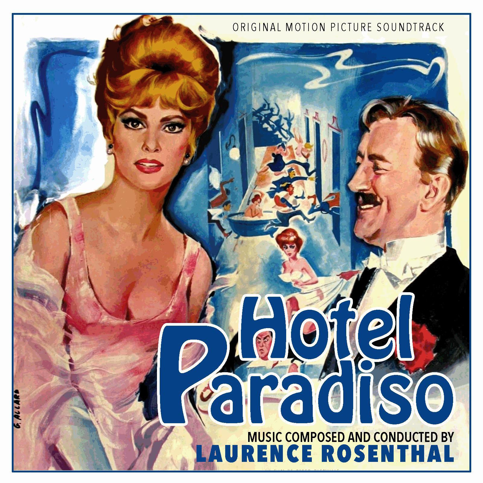 Hotel paradiso original soundtrack recording for Hotel original