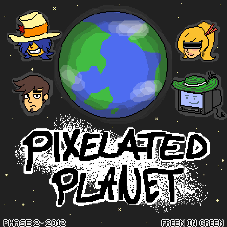 Pixelated Planet музыка из фильма