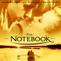 Notebook Original Motion Picture Soundtrack, The. Передняя обложка. Click to zoom.