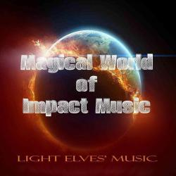 Magical World of Impact Music. Передняя обложка. Click to zoom.