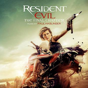 Resident Evil: The Final Chapter. Front. Click to zoom.