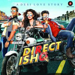 Direct Ishq Original Motion Picture Soundtrack. Передняя обложка. Click to zoom.
