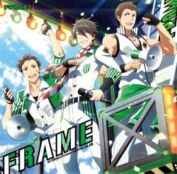 THE IDOLM@STER SideM ST@RTING LINE-08 FRAME - Single, The. Передняя обложка. Click to zoom.