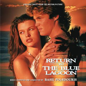 Return to the Blue Lagoon Original Music from the Motion Picture. Лицевая сторона. Click to zoom.