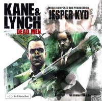 Kane and Lynch: Dead Men Promotional Soundtrack. CD. Click to zoom.