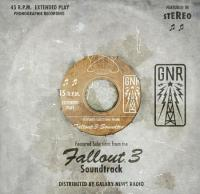 Fallout 3 Soundtrack (EP), Featured Selections from. Передняя обложка. Click to zoom.